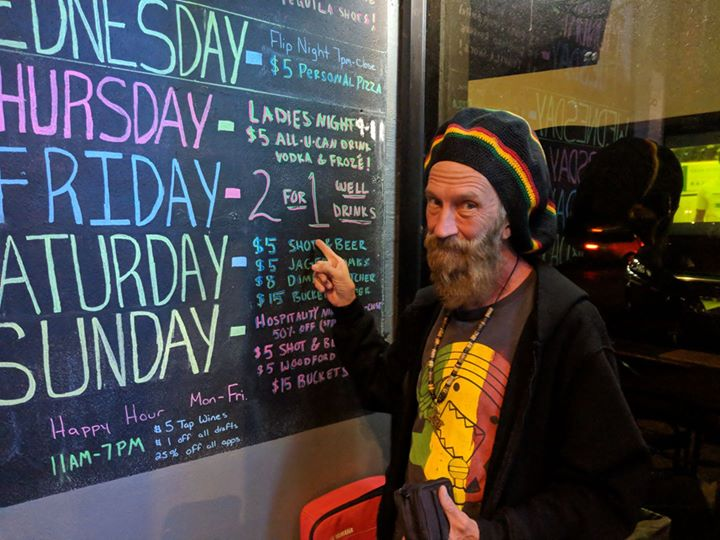 2 for 1 well drinks and live reggae tonight at Islands! Come hangout with…