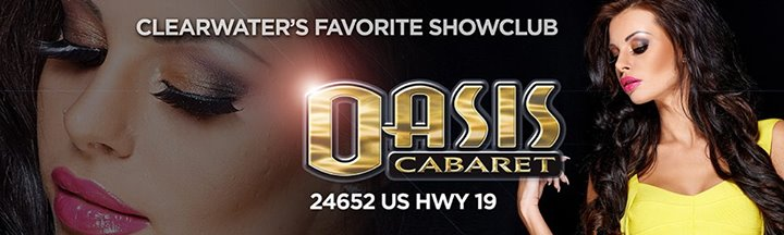 The Oasis Cabaret is hiring Waitresses and part-time Security/Floorman. Apply tonight start asap! Great…