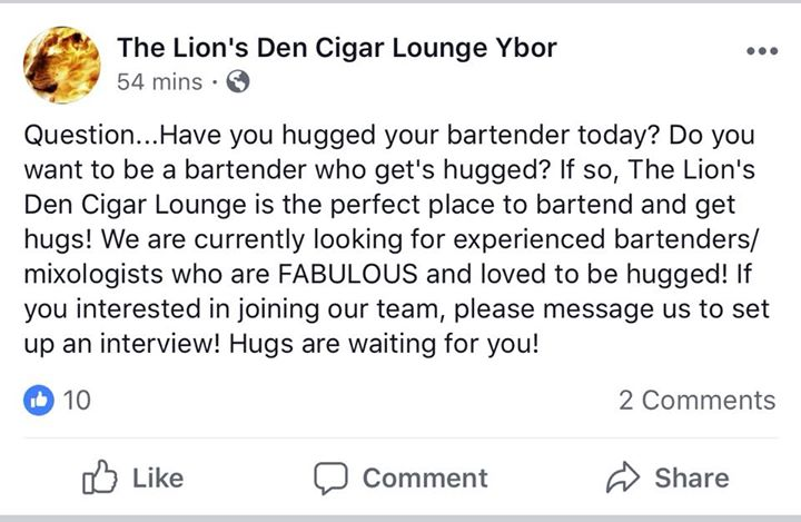 Just sharing. Not affiliated with Lion's Den