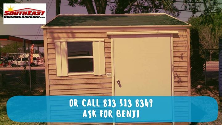 OWN YOUR DREAM SHED TODAY !! NO CREDIT CHECK !! COME SEE US TODAY!!…