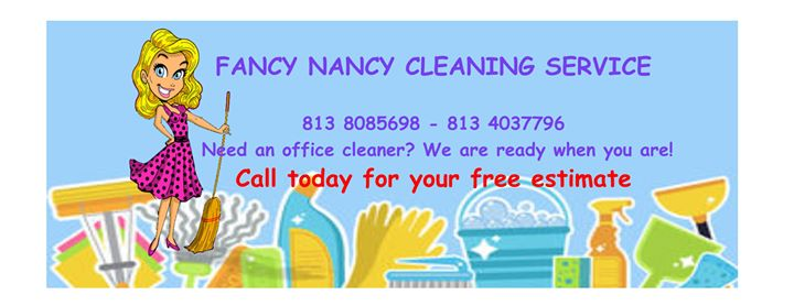 FANCY NANCY CLEANING SERVICE